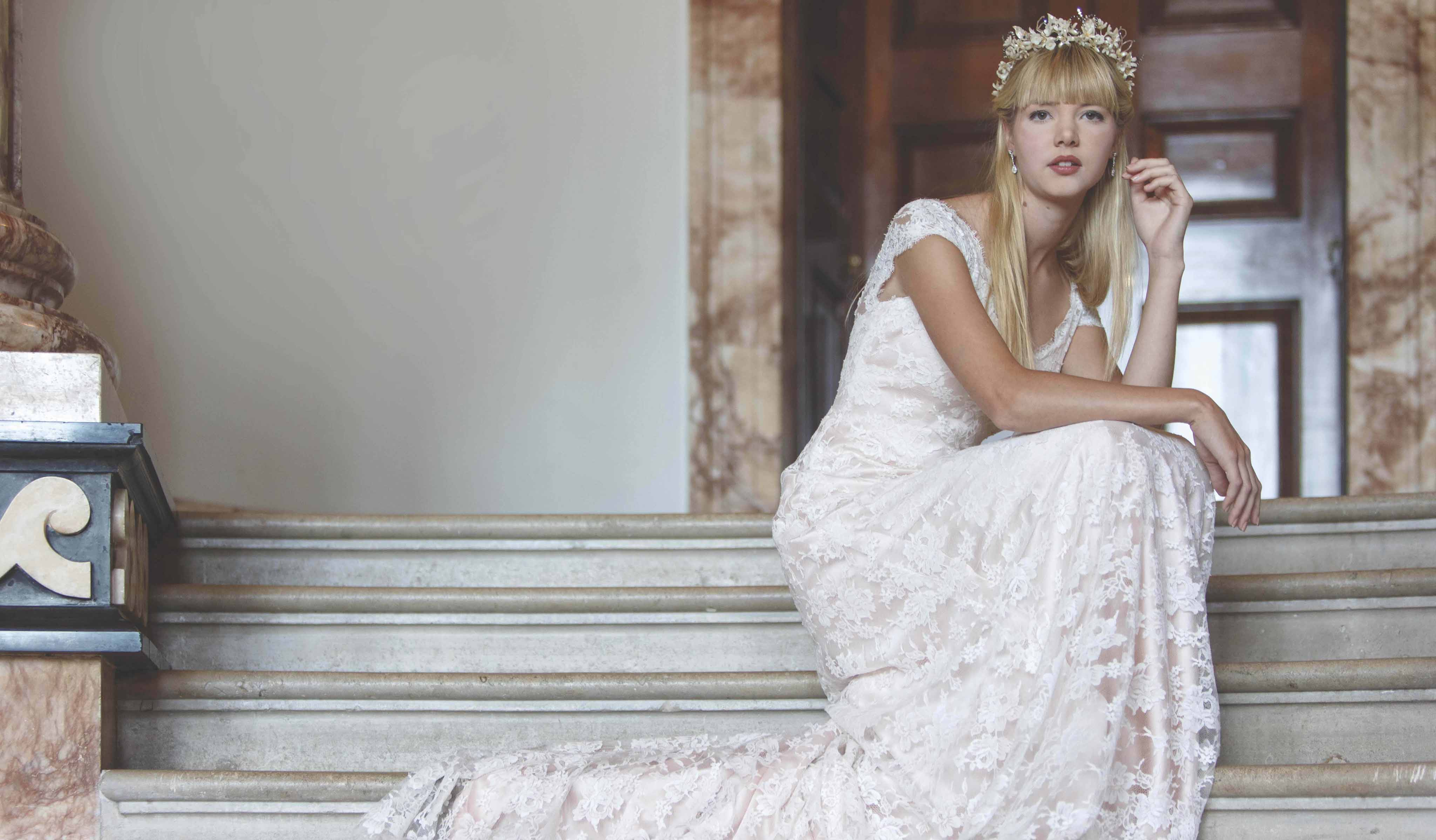 Wedding Dresses London Bespoke Made To Measure Bridal Wear